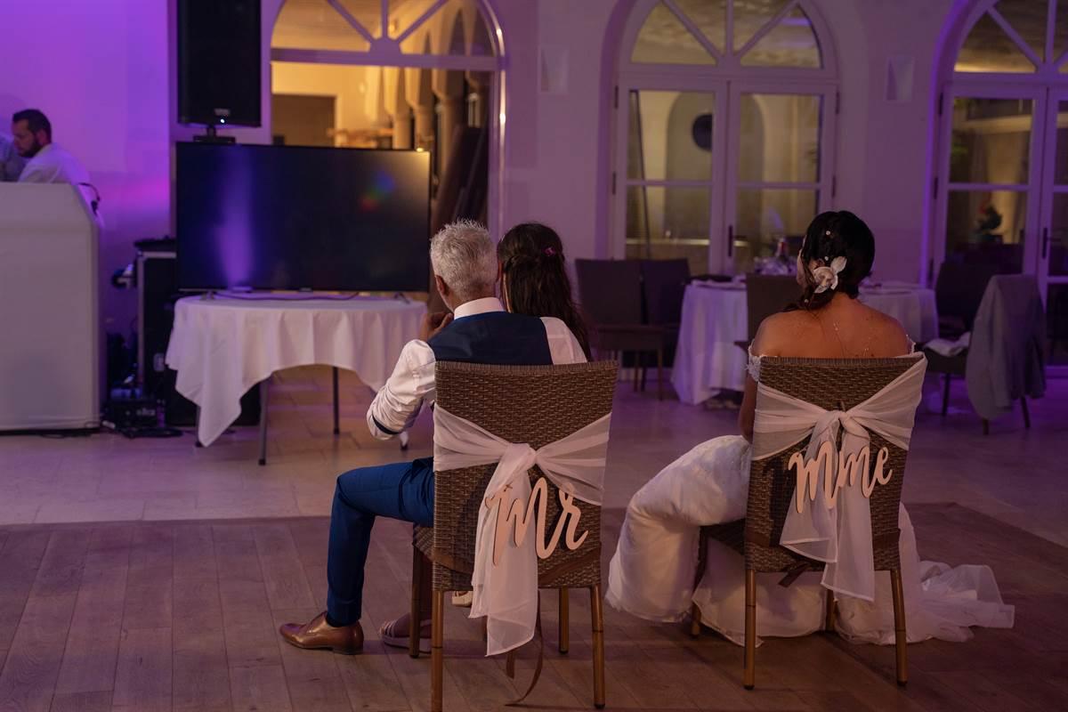 Mariage Hicham & Céline : La soirée partie 2 54
