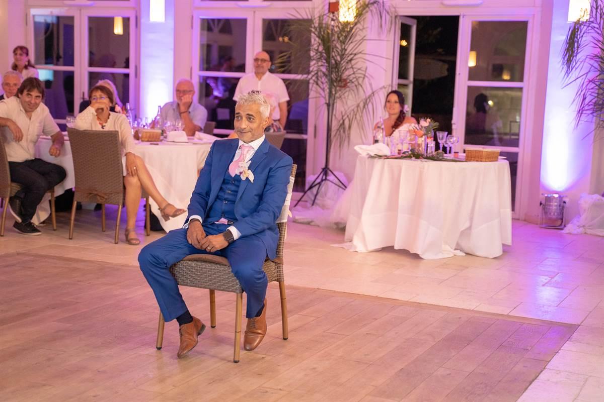 Mariage Hicham & Céline : La soirée partie 2 56