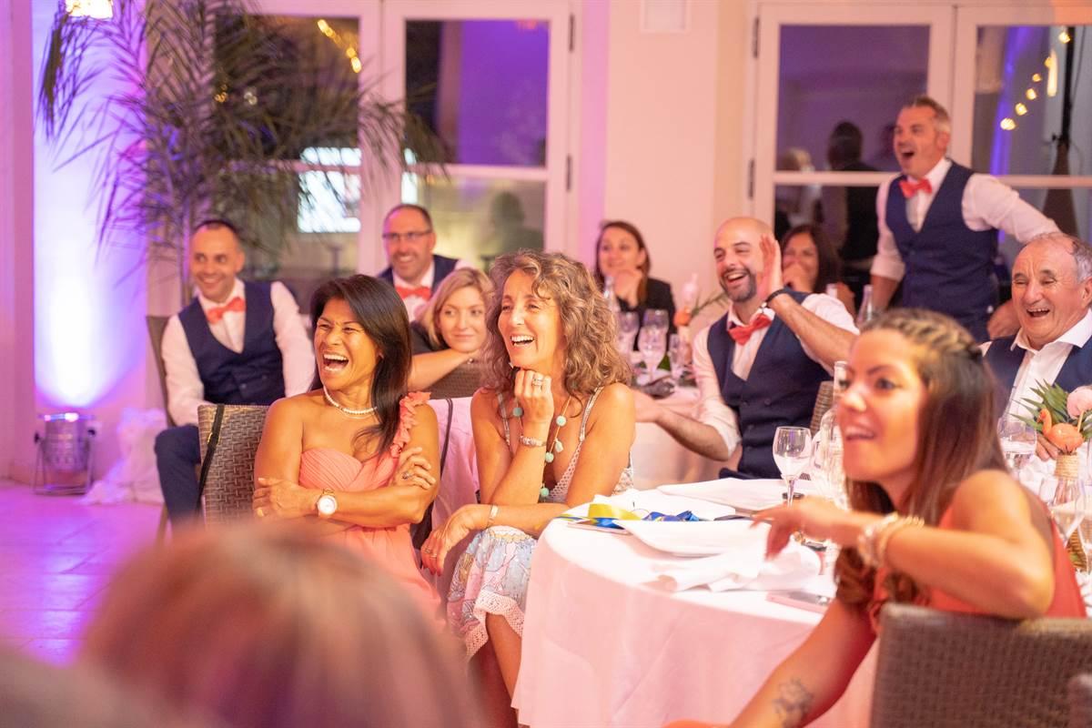 Mariage Hicham & Céline : La soirée partie 2 57