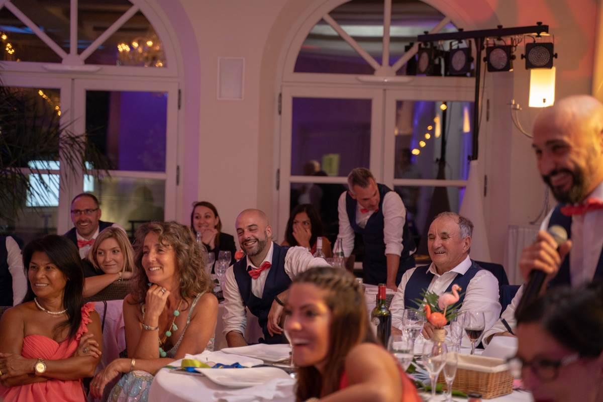 Mariage Hicham & Céline : La soirée partie 2 59