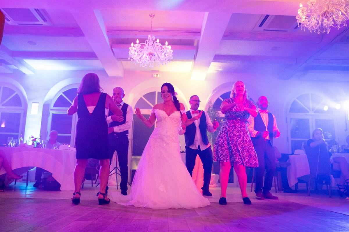 Mariage Hicham & Céline : La soirée partie 2 1