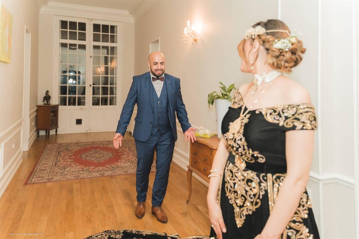 Pourquoi choisir ce Photographe mariage oriental 67