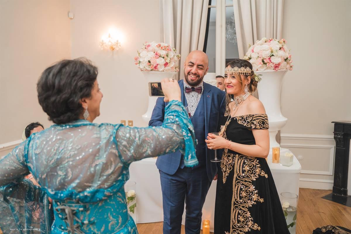 Pourquoi choisir ce Photographe mariage oriental 91