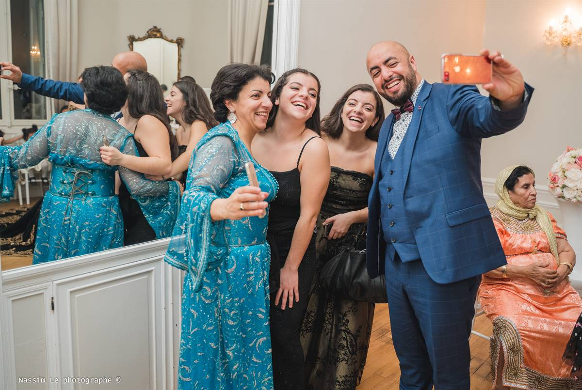 Pourquoi choisir ce Photographe mariage oriental 92