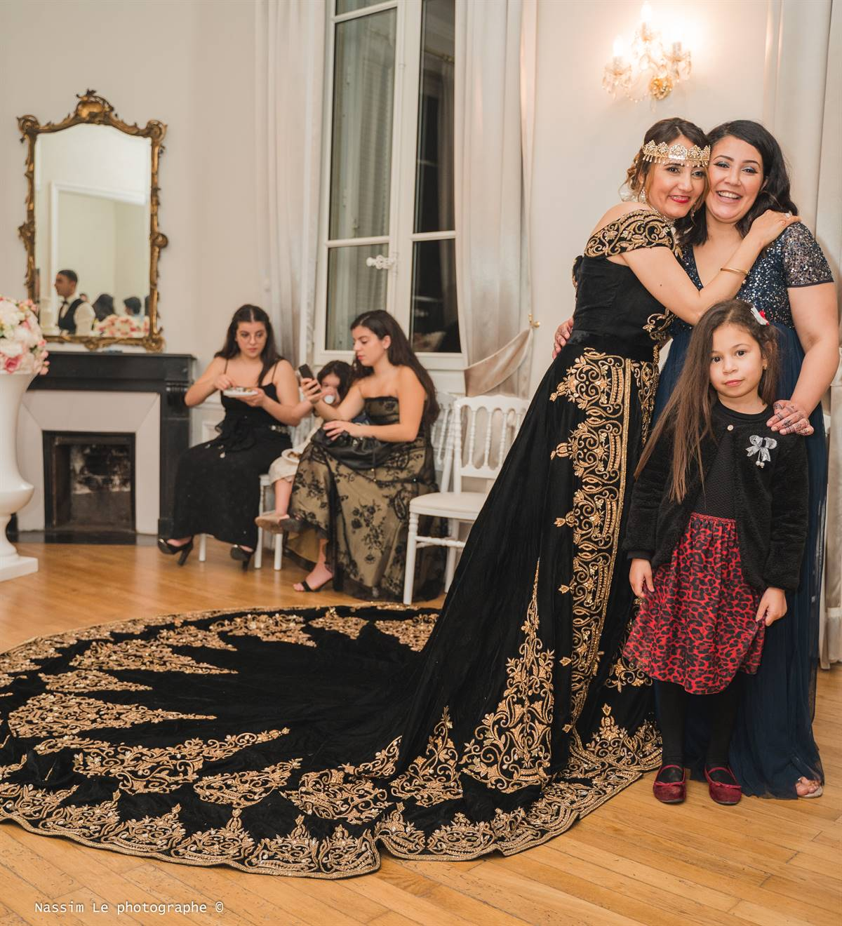 Pourquoi choisir ce Photographe mariage oriental 93