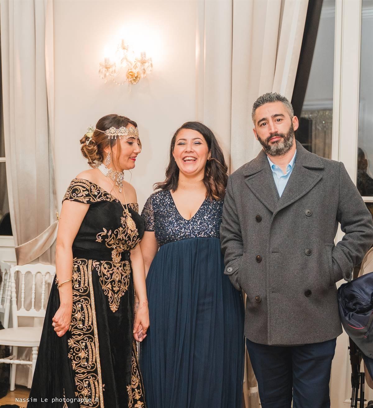 Pourquoi choisir ce Photographe mariage oriental 94