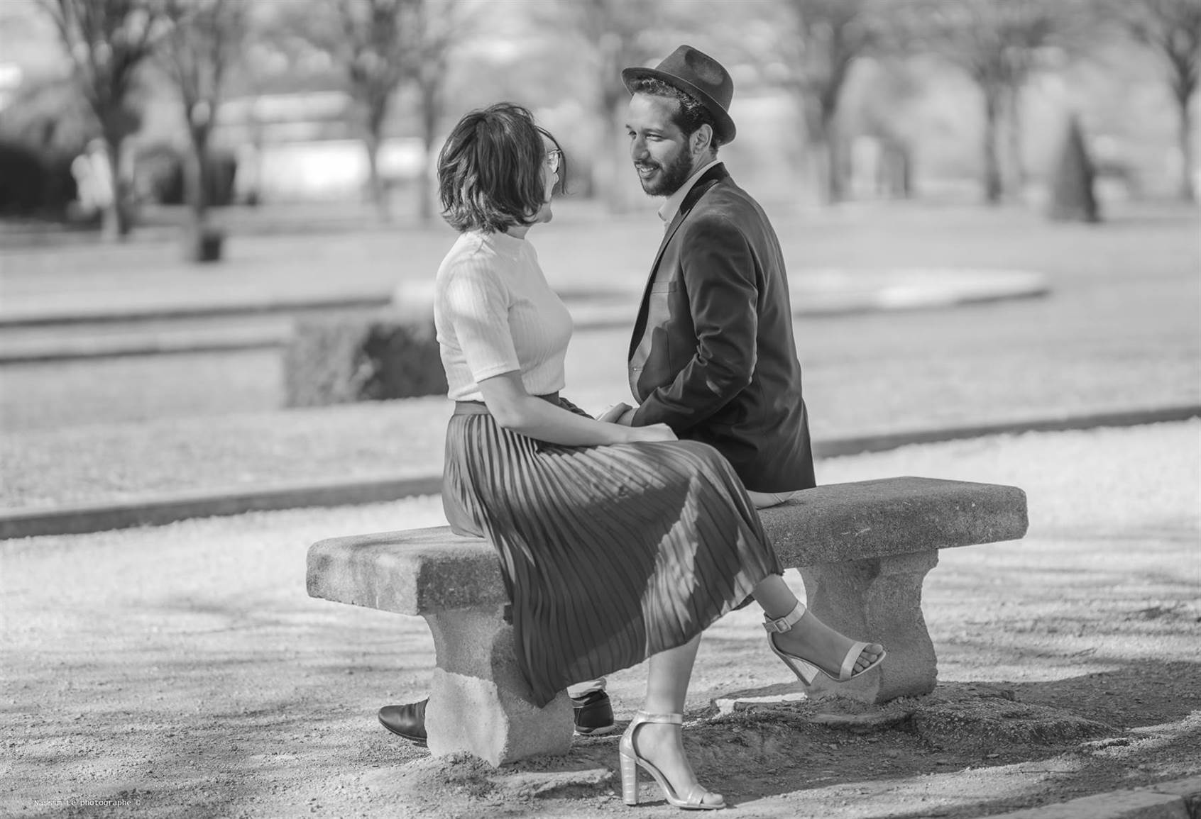 séance shooting couple