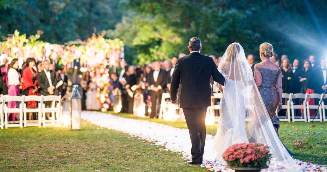 Comment se déroule une cérémonie de mariage ? 1